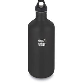 Klean Kanteen Classic Fles met Loop Cap 1900ml, shale black matt